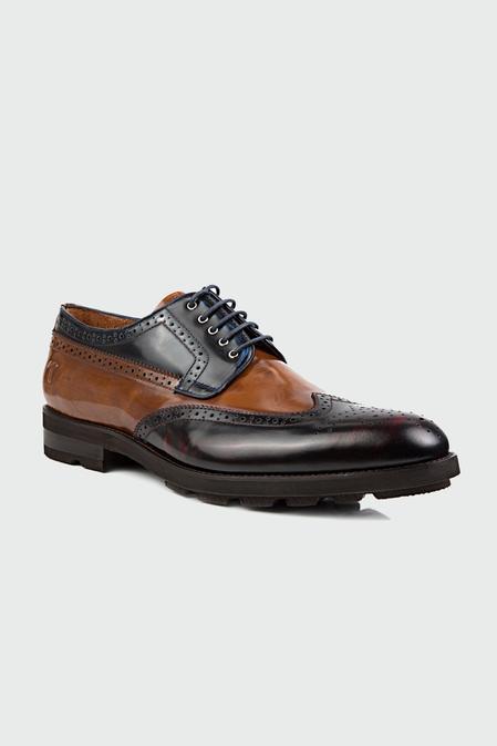 Tween Bordo Ayakkabı - 8681649339311   Damat Tween