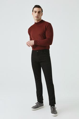 Ds Damat Slim Fit Siyah Chino Pantolon - 8682445178258 | D'S Damat