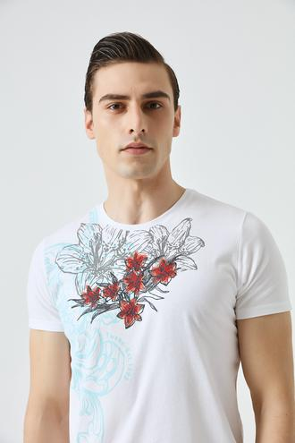 Tween Beyaz T-shirt - 8681649449805 | Damat Tween