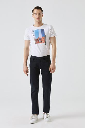 Tween Super Slim Fit Lacivert Chino Pantolon - 8682364011131   Damat Tween