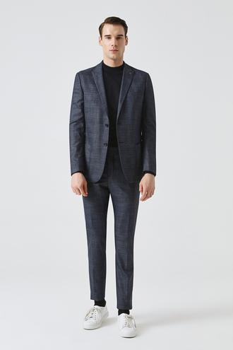 Tween Slim Fit Lacivert Takım Elbise - 8682364460656   Damat Tween