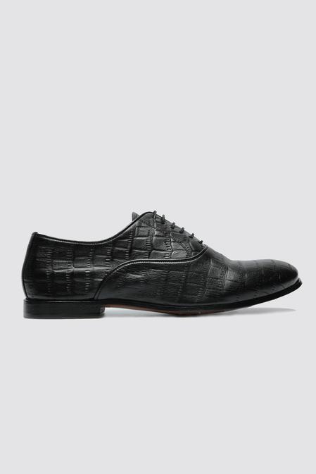 Tween Siyah Ayakkabı - 8681142692487 | Damat Tween