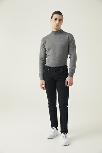 Tween Super Slim Fit Lacivert Denim Pantolon - 8682364578245 | Damat Tween
