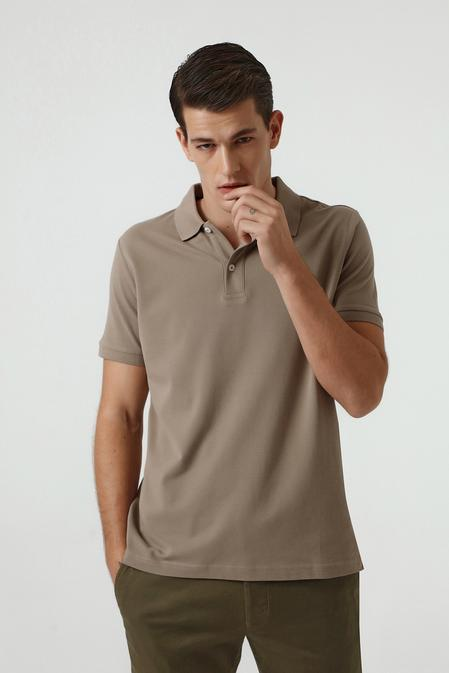 Ds Damat Regular Fit Vizon Pike Dokulu T-shirt - 8682060907721 | D'S Damat