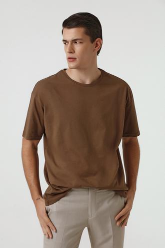 Ds Damat Oversize Vizon T-shirt - 8682445062748 | D'S Damat