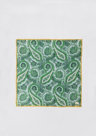 Ds Damat Yeşil Mendil - 8682445334036 | D'S Damat