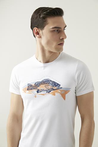 Tween Beyaz T-shirt - 8681649449966 | Damat Tween
