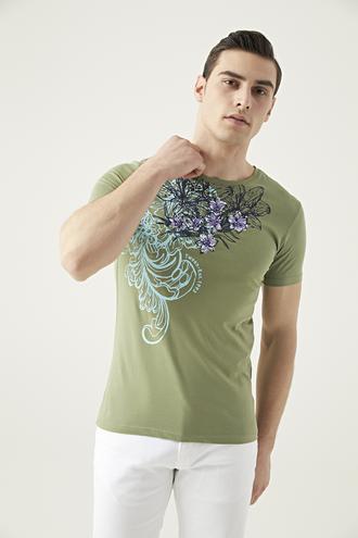 Tween Haki T-shirt - 8681649450443 | Damat Tween