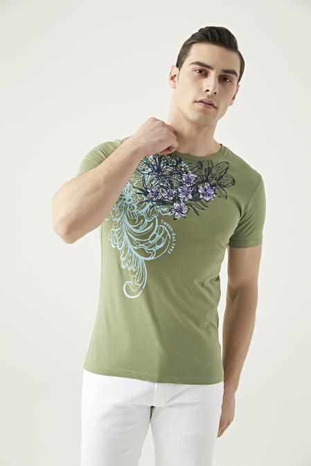 Tween Haki T-shirt - 8681649450443   Damat Tween
