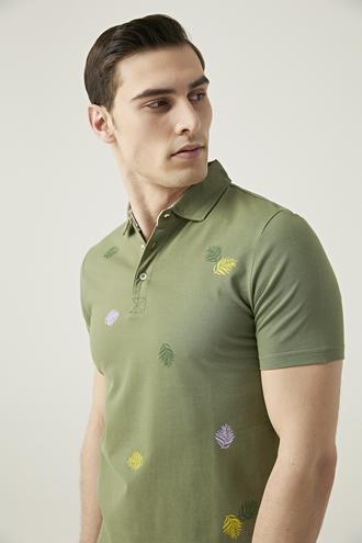 Tween Haki T-shirt - 8681649450504 | D'S Damat