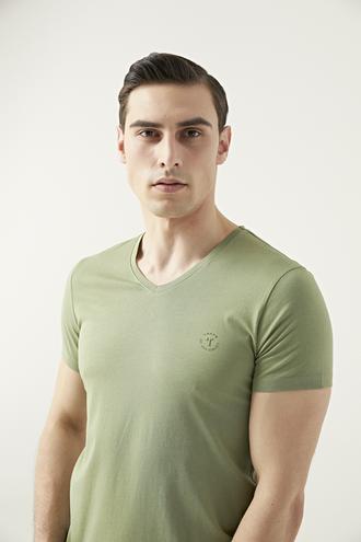 Tween Haki T-shirt - 8681649549895 | D'S Damat