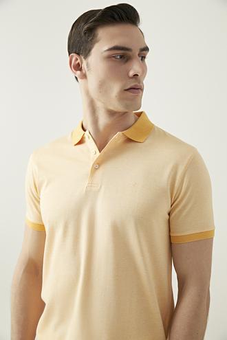 Damat Sarı T-shirt - 8681649452522 | Damat Tween
