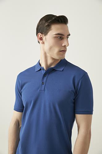 Damat İndigo T-shirt - 8681649576709 | Damat Tween