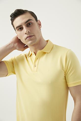 Damat Sarı T-shirt - 8681649525837 | Damat Tween
