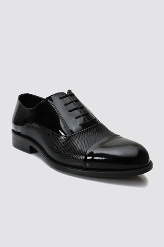 Ds Damat Siyah Smokin Ayakkabı - 8682445234657   D'S Damat