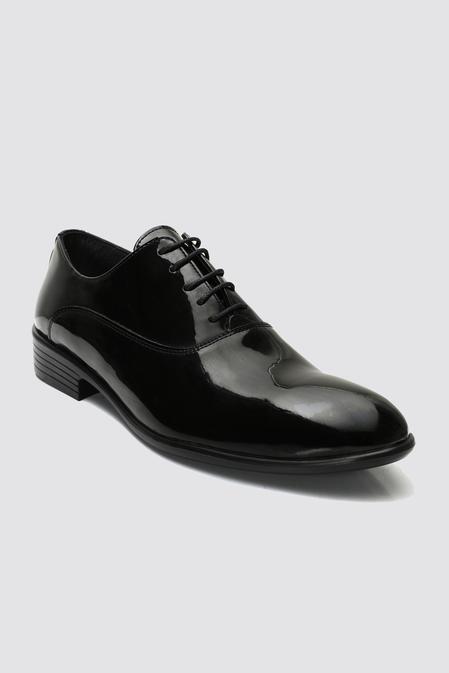 Ds Damat Siyah Smokin Ayakkabı - 8682445081466 | D'S Damat