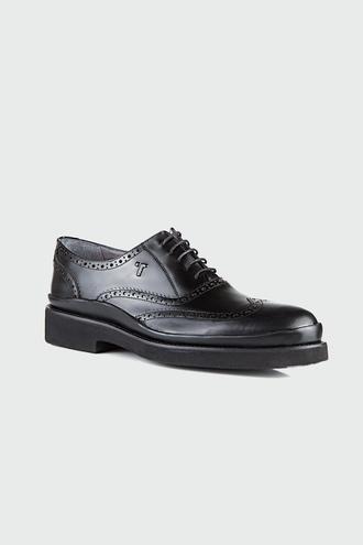 Tween Siyah Ayakkabı - 8681142899381 | Damat Tween