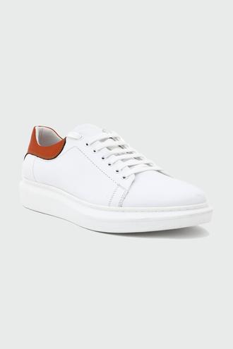 Twn Turuncu Sneaker Ayakkabı - 8681779881971 | D'S Damat