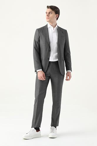 Ds Damat Slim Fit Antrasit Takım Elbise - 8682445179125 | D'S Damat