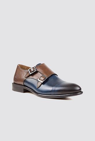 Damat Lacivert Ayakkabı - 8681649166504 | Damat Tween