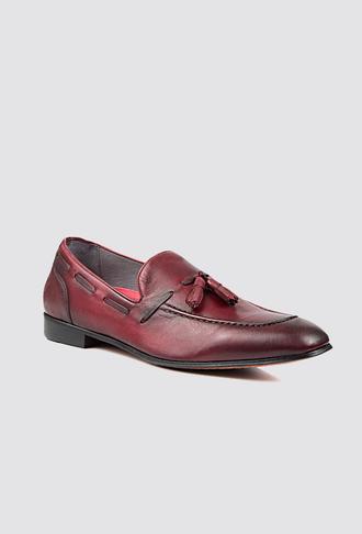 Tween Bordo Ayakkabı - 8681649203070 | Damat Tween