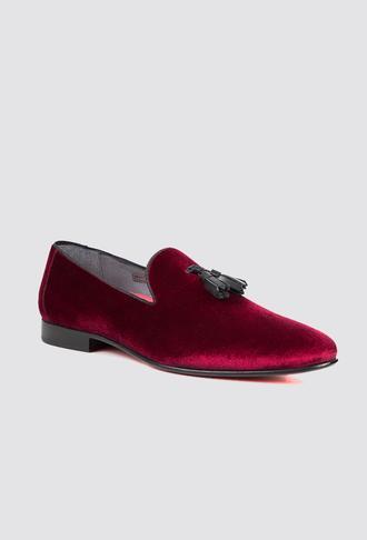Tween Bordo Ayakkabı - 8681649365884 | Damat Tween