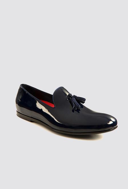 Tween Lacivert Ayakkabı - 8681649774549 | Damat Tween