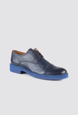 Tween Lacivert Ayakkabı - 8681649623274 | Damat Tween