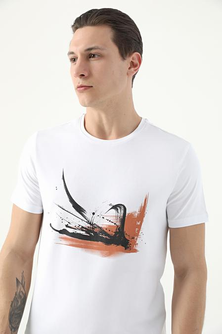 Tween Beyaz T-shirt - 8682364587452 | Damat Tween