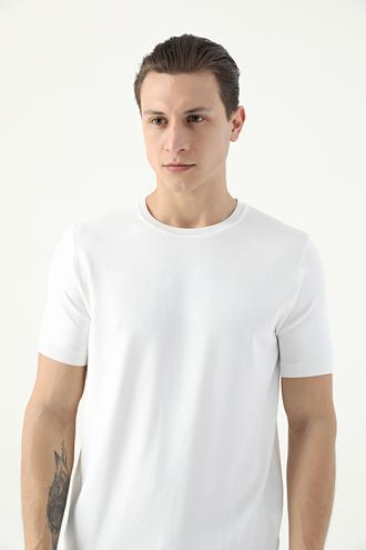 Tween Beyaz Kazak - 8682364591237 | Damat Tween