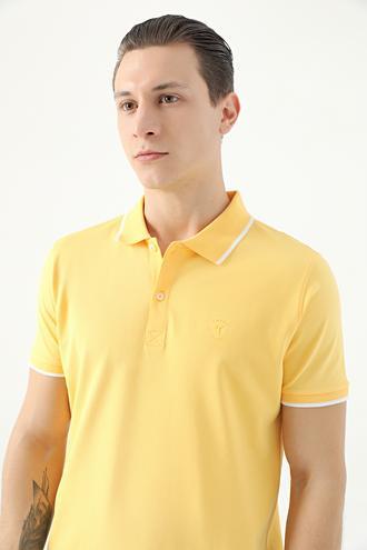 Tween Sarı T-shirt - 8682364498550 | Damat Tween