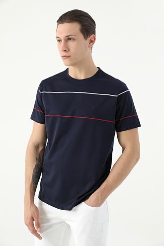 Damat Lacivert T-shirt - 8682364487493 | Damat Tween