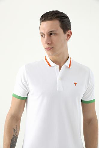 Tween Beyaz T-shirt - 8682364497911 | Damat Tween