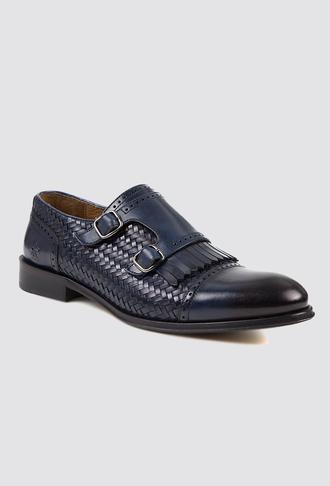 Damat Lacivert Ayakkabı - 8681649722199 | Damat Tween