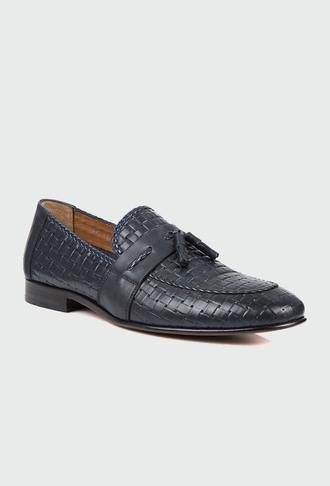 Tween Lacivert Ayakkabı - 8681649784609 | Damat Tween