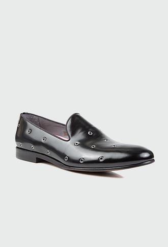 Tween Siyah Ayakkabı - 8681649784760 | Damat Tween