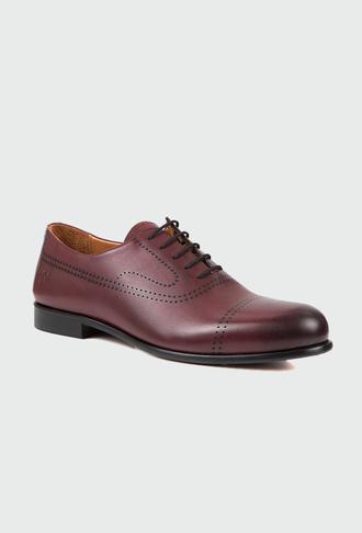 Tween Bordo Ayakkabı - 8681649927846 | Damat Tween