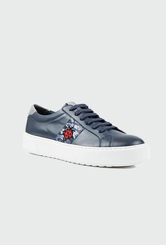 Tween Lacivert Ayakkabı - 8681649196389 | Damat Tween