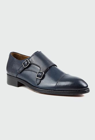 Damat Lacivert Ayakkabı - 8681649197454 | Damat Tween