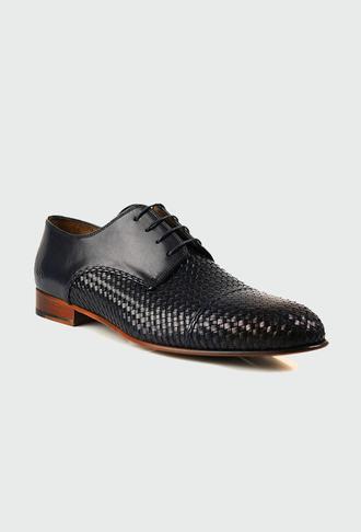 Damat Lacivert Ayakkabı - 8681649560524 | Damat Tween