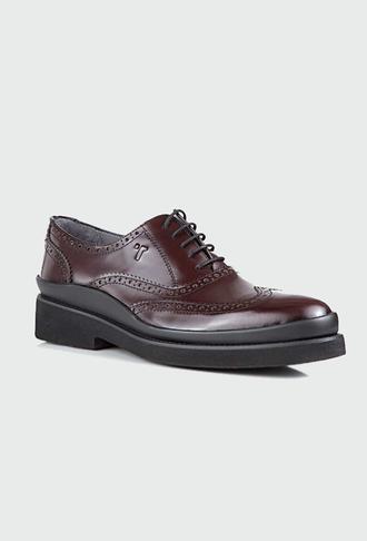 Tween Bordo Ayakkabı - 8681649141211 | Damat Tween