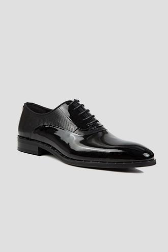 Ds Damat Siyah Smokin Ayakkabı - 8682445234565 | D'S Damat