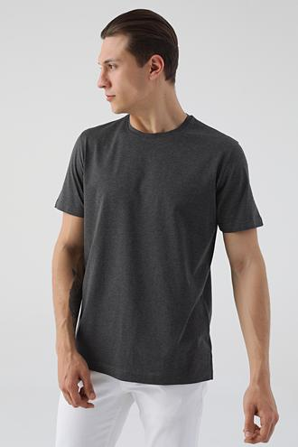 Damat Gri T-shirt - 8682364549290 | Damat Tween
