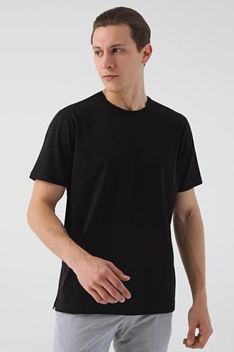 Damat Siyah T-shirt - 8682364613045 | Damat Tween