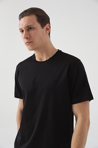 Damat Siyah T-shirt - 8682364541836 | Damat Tween