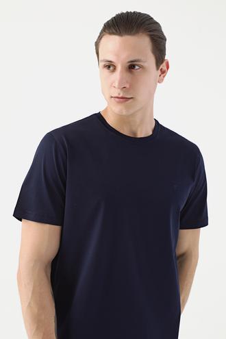 Damat Lacivert T-shirt - 8682364541898 | Damat Tween