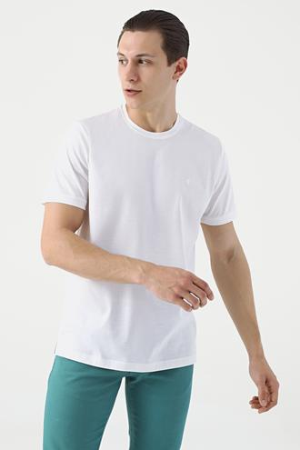 Damat Beyaz T-shirt - 8682364541966 | Damat Tween