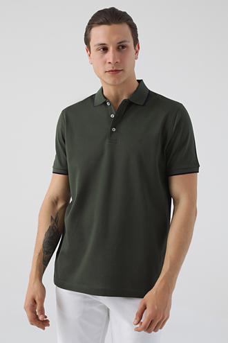 Damat Haki 60/2 Merserize T-shirt - 8682364585311 | Damat Tween