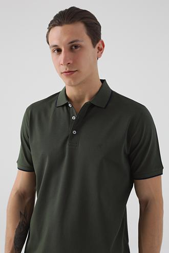 Damat Haki 60/2 Merserize T-shirt - 8682364549405 | Damat Tween