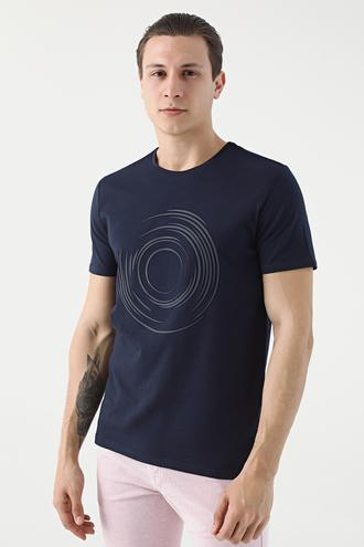 Tween Lacivert T-shirt - 8682364587643 | Damat Tween